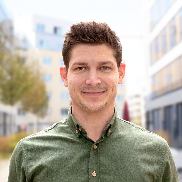 Patrick Schüßler | Senior Marketing & Partner Manager